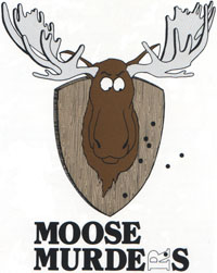 well written review of failed Broadway play Moose Murders