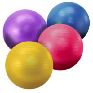 The only balls you'll want to be near for quite some time