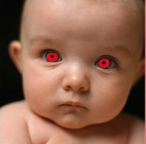 anti-christ baby