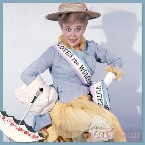 Mary Poppins mom