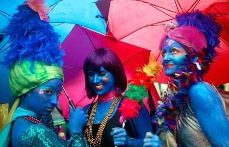 coney island mermaid parade 12