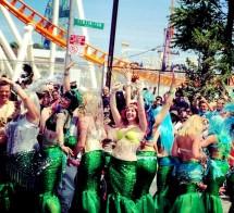 coney island mermaid parade 8