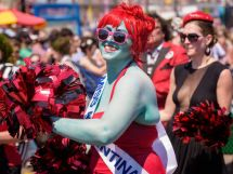 coney island mermaid parade 9